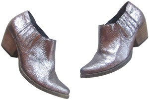 Very Volatile PEWTER Boots