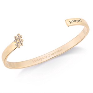 Kate Spade NEW Kate Spade Hashtag Party of Two Cuff Bracelet