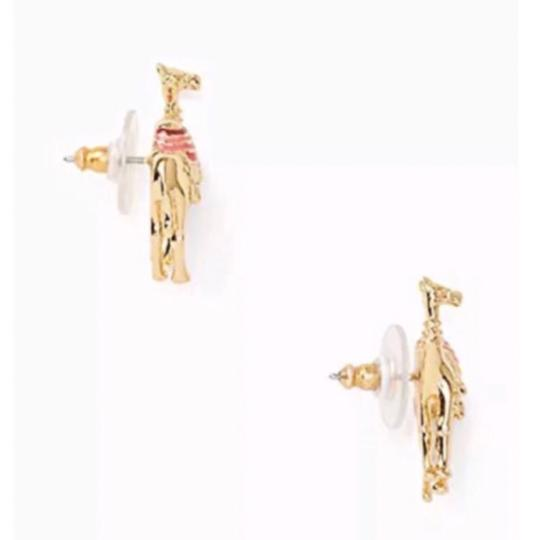 Kate Spade Kate Spade Spice Things Up Camel Earrings Image 2