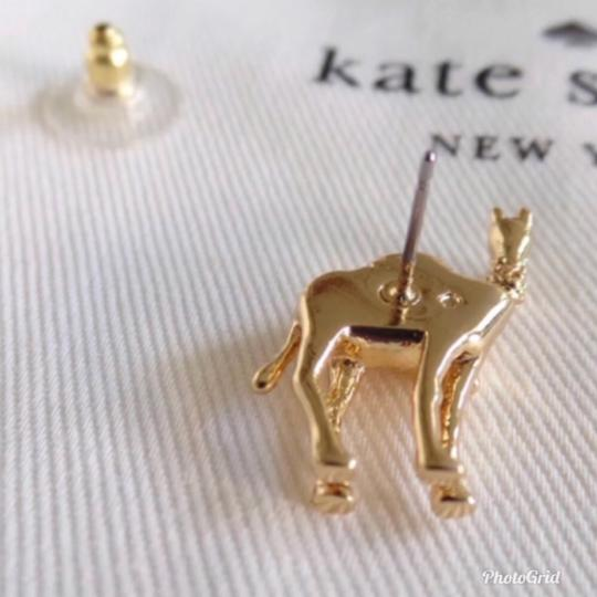 Kate Spade Kate Spade Spice Things Up Camel Earrings Image 4