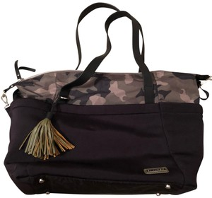 Skip Hop black, camo Diaper Bag