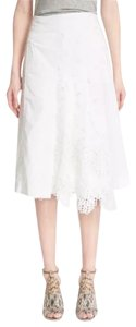 Foundrae Skirt white
