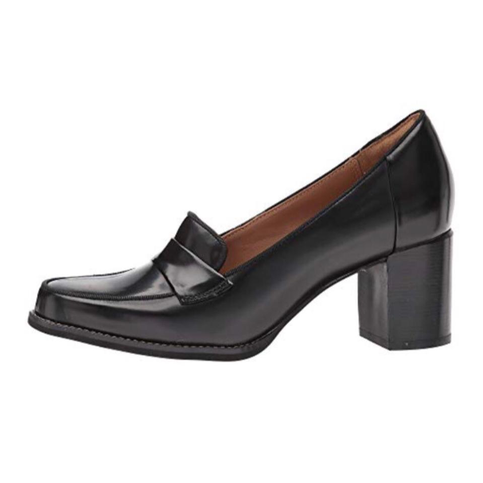 Clarks Black Tarah Grace Loafers Pumps Size US 8 Regular (M, B) 41% off retail