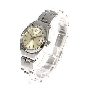 Rolex Vintage Rolex Oyster Perpetual 6618 Stainless Steel Automatic Watch