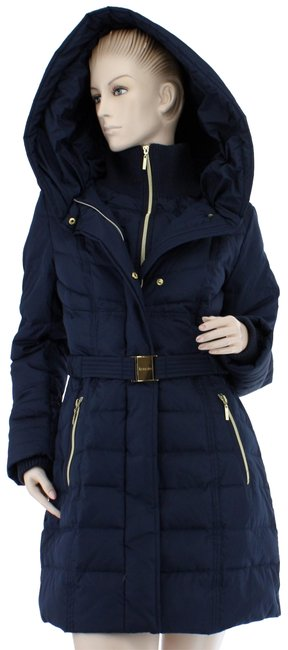 Preload https://img-static.tradesy.com/item/24014199/kensie-navy-blue-down-puffer-quilted-hooded-designer-winter-puffyski-coat-size-4-s-0-1-650-650.jpg