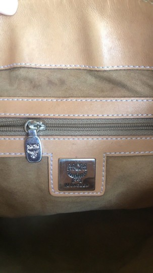 MCM Leather Coated Canvas Gucci Small Shoulder Bag Image 8