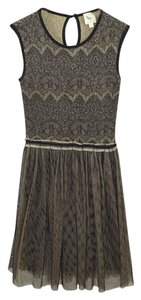 Weston Wear Skater Lace Fitted Evening Fall Dress