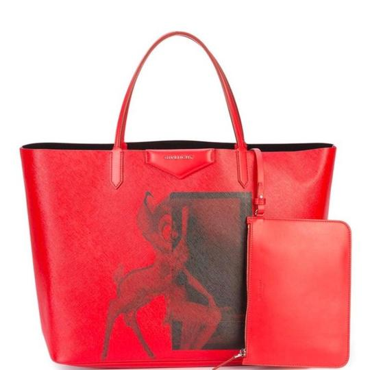 Givenchy Tote in red Image 1