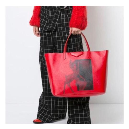 Givenchy Tote in red Image 2