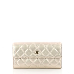 Chanel Wallet gold Clutch