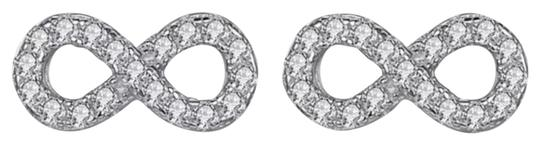 Xquisite by DESYGN INFINITY STUD EARRINGS Image 0