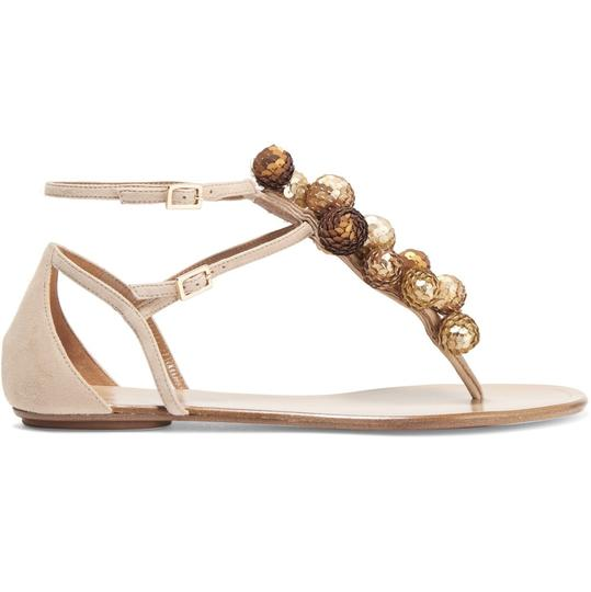 Aquazzura Neutrals Sandals Image 0