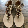 Aquazzura Neutrals Sandals Image 2