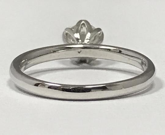 Neena 0.73ct Round Diamond Solitaire Engagement Ring with Certificate Image 1