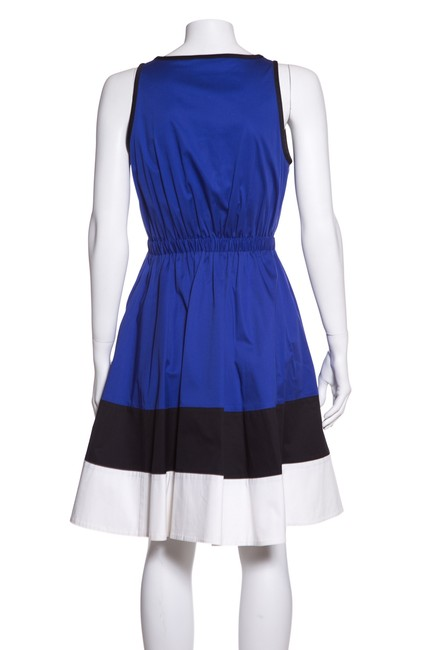 Kate Spade short dress Blue & Black on Tradesy Image 2