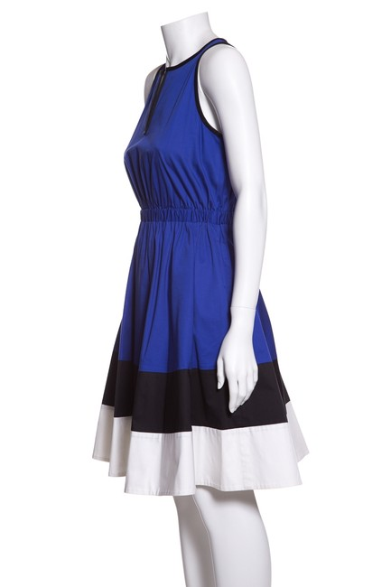 Kate Spade short dress Blue & Black on Tradesy Image 3