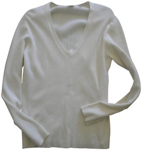 Old Navy V-neck Long Sleev Longsleeve Stretch Perfect Fit Sweater