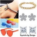 Xquisite by DESYGN INFINITY STUD EARRINGS Image 5