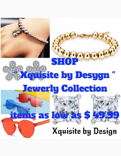 Xquisite by DESYGN INFINITY STUD EARRINGS Image 7