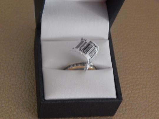 Other New 10k yellow gold 1/2 cttw round diamond size 7 band ring Image 1