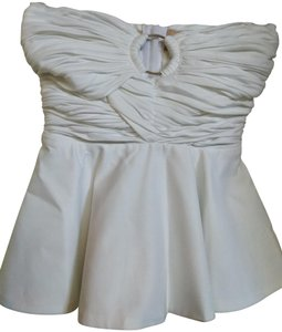 Maria Lucia Hohan Top White