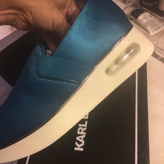 Karl Lagerfeld real blue Athletic Image 1