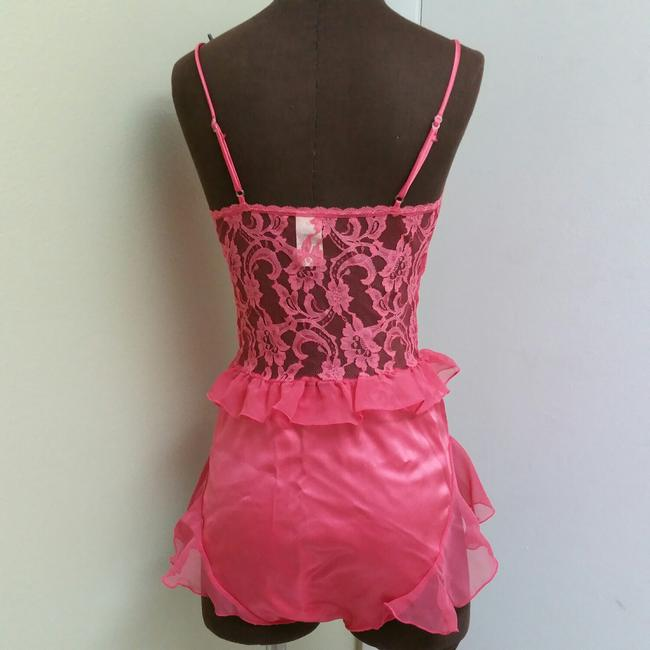 Other Magenta Halter Top Image 1