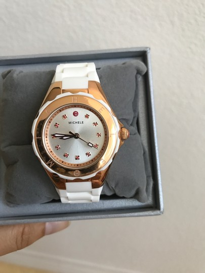 Michele $350 NWT SMALL 'Jelly Bean' Topaz MWW12P000003 Image 3