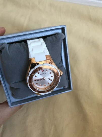 Michele $350 NWT SMALL 'Jelly Bean' Topaz MWW12P000003 Image 5