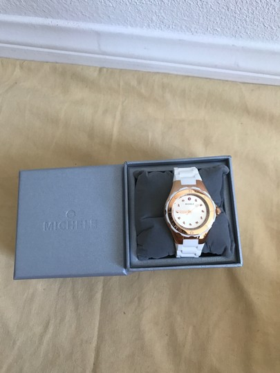 Michele $350 NWT SMALL 'Jelly Bean' Topaz MWW12P000003 Image 7