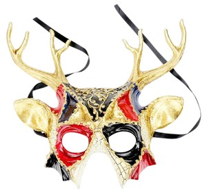 Other Halloween Devil Masquerade Half Mask