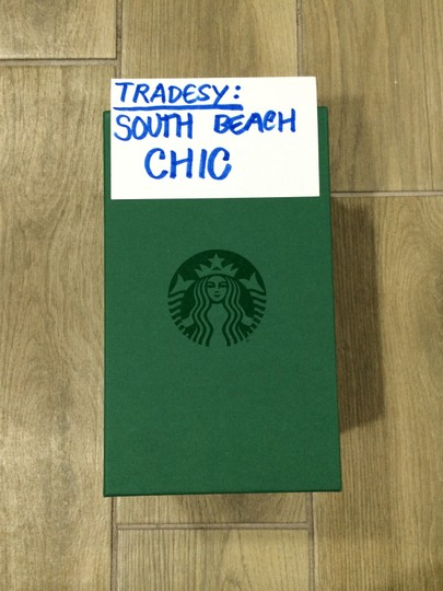 Starbucks Starbucks Siren with Removable Gold Crown Double Wall Traveler NIB