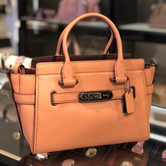 Coach Satchel in Melon