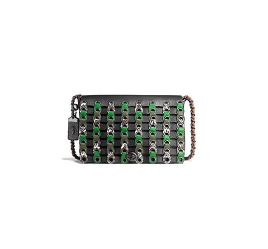 Preload https://img-static.tradesy.com/item/24015494/coach-1941-exotic-link-dinky-24-in-kelly-black-and-green-leather-cross-body-bag-0-0-540-540.jpg