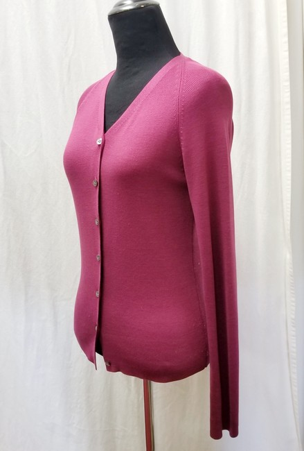 Banana Republic Cardigan Silk Sweater