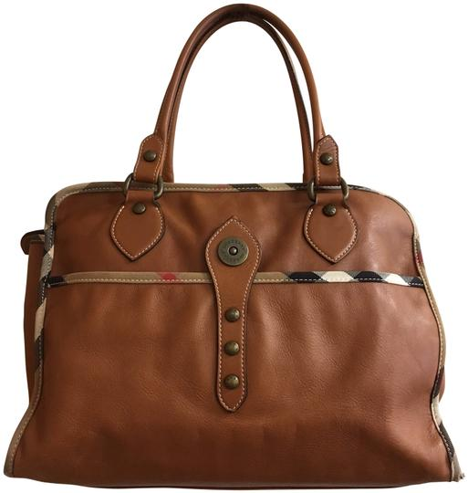 Preload https://img-static.tradesy.com/item/24015565/burberry-pipe-trim-cognac-leather-satchel-0-5-540-540.jpg