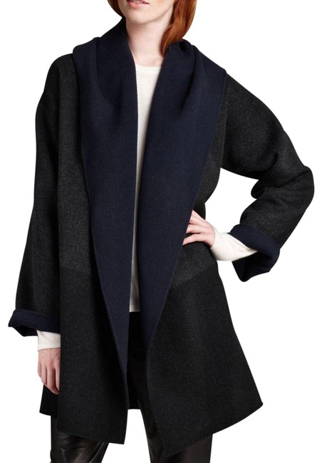Preload https://img-static.tradesy.com/item/24015582/vince-gray-oversized-colorblock-navy-charcoal-wool-hooded-open-pea-coat-size-6-s-0-1-650-650.jpg