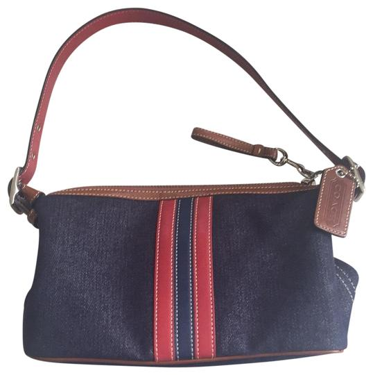 Preload https://img-static.tradesy.com/item/24015628/coach-handbag-blue-leather-and-denim-shoulder-bag-0-1-540-540.jpg