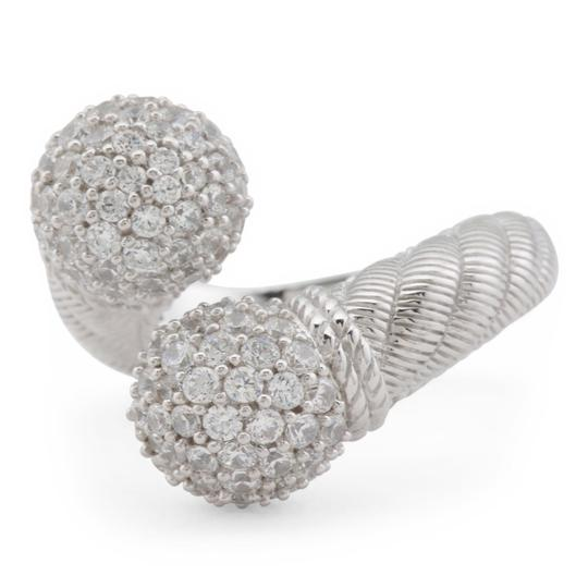 Preload https://img-static.tradesy.com/item/24015665/judith-ripka-sterling-silver-bypass-ring-0-6-540-540.jpg