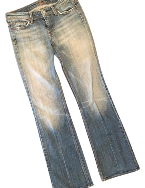 Preload https://img-static.tradesy.com/item/24015711/7-for-all-mankind-blue-light-wash-seven-27-flynt-style-boot-cut-jeans-size-4-s-27-0-1-650-650.jpg
