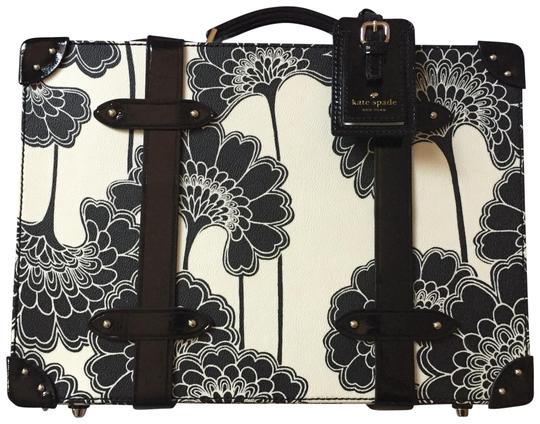 Preload https://img-static.tradesy.com/item/24015729/kate-spade-japanese-floral-medium-luggage-case-black-and-white-leather-weekendtravel-bag-0-1-540-540.jpg