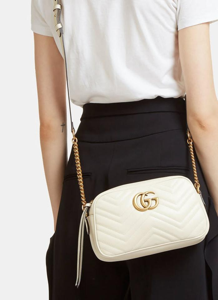 0a3a1c1c6c2b Gucci Gg Marmont Gg Marmont Small Gg Marmont Matelasse Marmont Shoulder Bag  Image 11. 123456789101112
