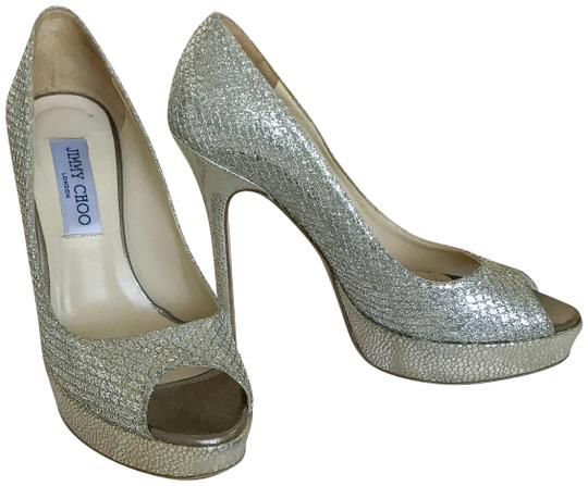 Preload https://img-static.tradesy.com/item/24015743/jimmy-choo-metallic-champagne-glitter-fabric-peep-toe-platform-luna-pumps-size-eu-37-approx-us-7-reg-0-1-540-540.jpg