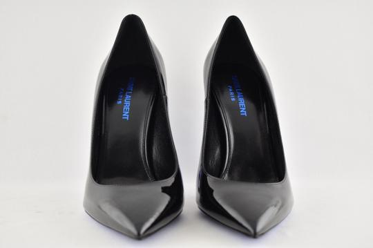 Saint Laurent Opyum Opium Stiletto Logo Classic black Pumps
