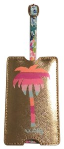 Lilly Pulitzer luggage tag