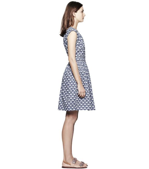 Tory Burch short dress BLUE on Tradesy