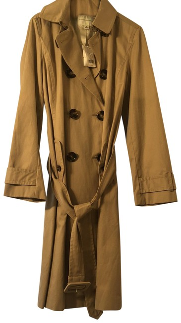 Preload https://img-static.tradesy.com/item/24015906/banana-republic-tan-coat-size-8-m-0-1-650-650.jpg