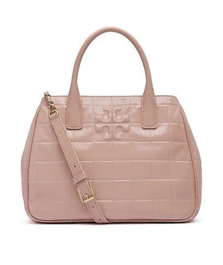 Preload https://img-static.tradesy.com/item/24015996/tory-burch-marion-quilted-tote-in-light-oak-pink-patent-leather-satchel-0-0-540-540.jpg