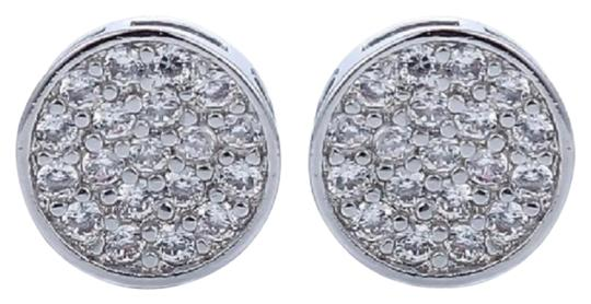 Preload https://img-static.tradesy.com/item/24016021/-14k-genuine-white-gold-micro-paved-diamonds-stud-earrings-0-4-540-540.jpg