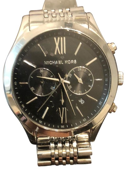 Preload https://img-static.tradesy.com/item/24016047/michael-kors-silver-stainless-watch-0-1-540-540.jpg